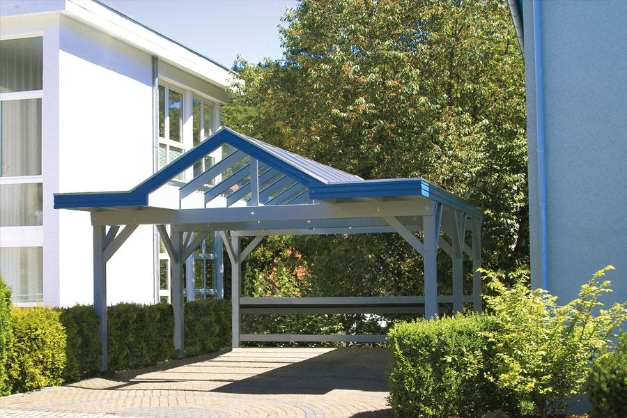 Carport Linea in 35075 Gladenbach von Russ Holzbau