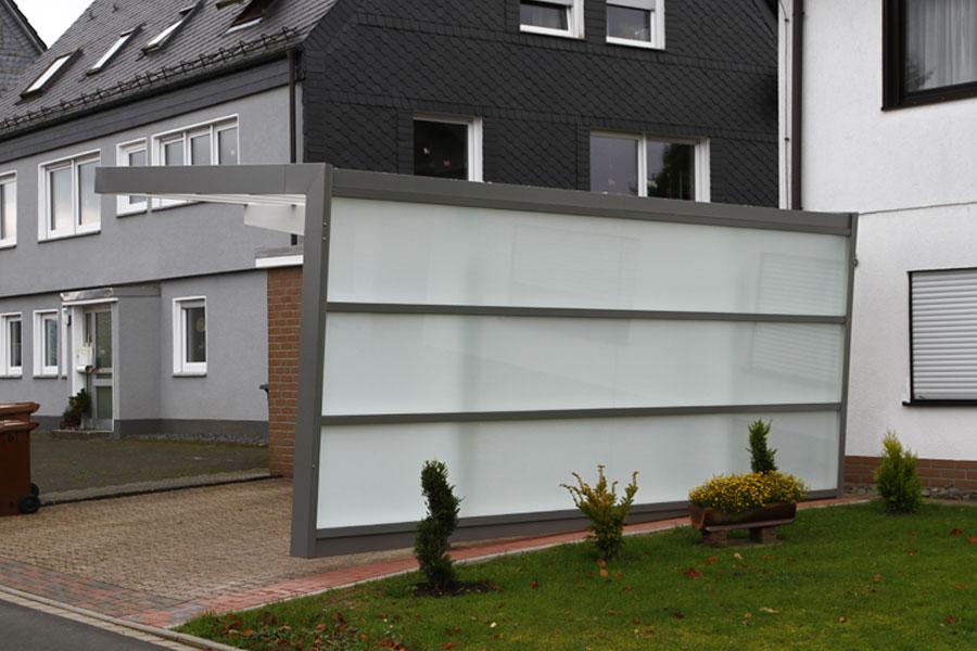 Carport K1 in 57339 Erndtebrück von Russ Holzbau