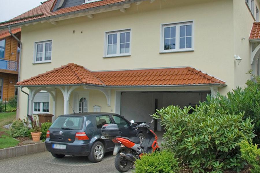 Vordach in 56472 Dreisbach von Russ Holzbau