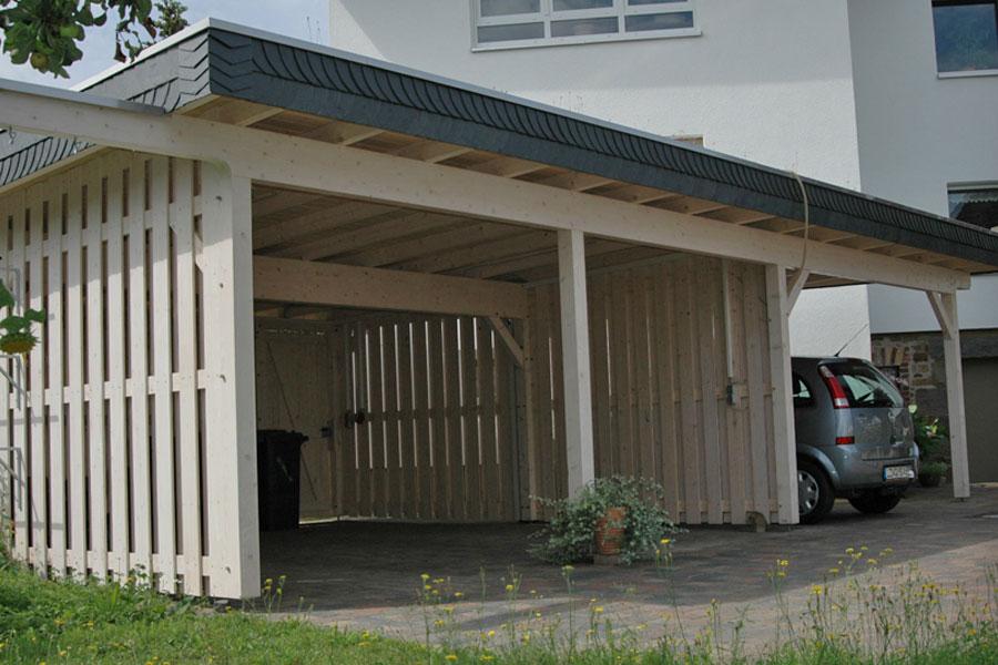 Carport PLT in 35745 Herborn von Russ Holzbau