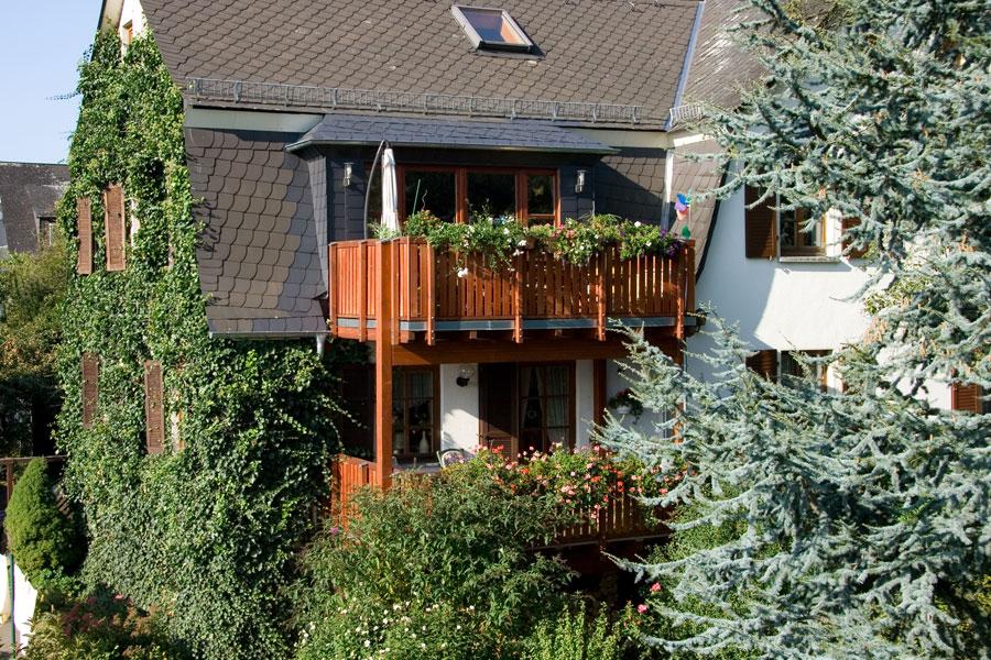 Balkon in 35112 Fronhausen von Russ Holzbau