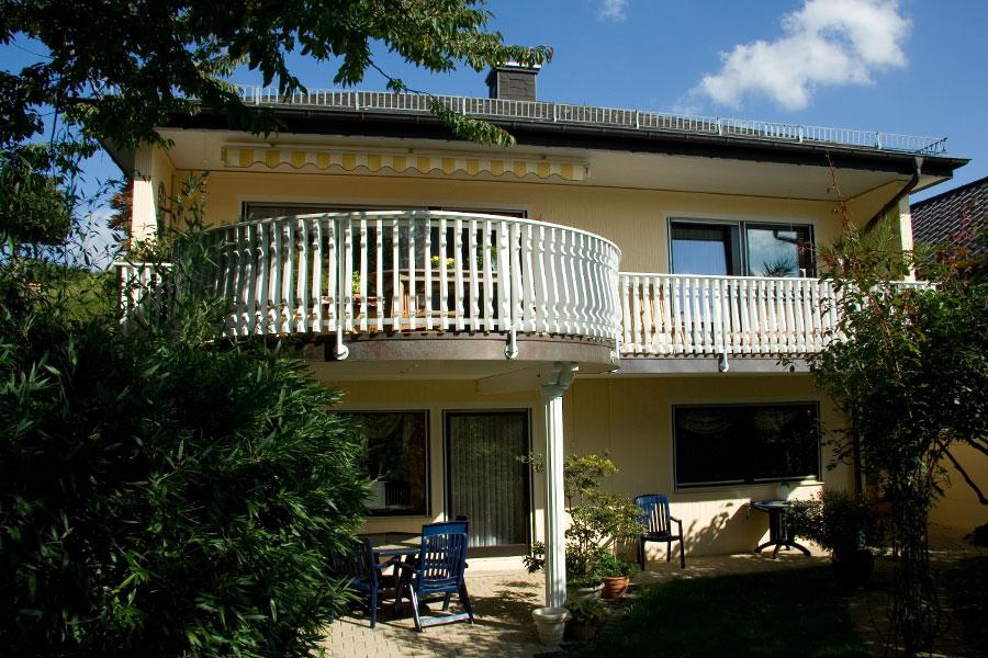 Balkon in 35767 Medenbach von Russ Holzbau