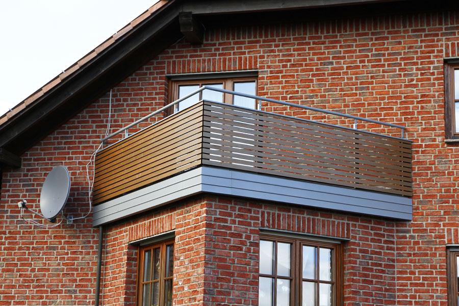 Balkon in 63697 Hirzenhain von Russ Holzbau