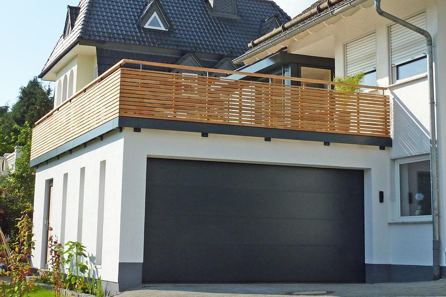 Balkon in 35756 Mittenaar von Russ Holzbau