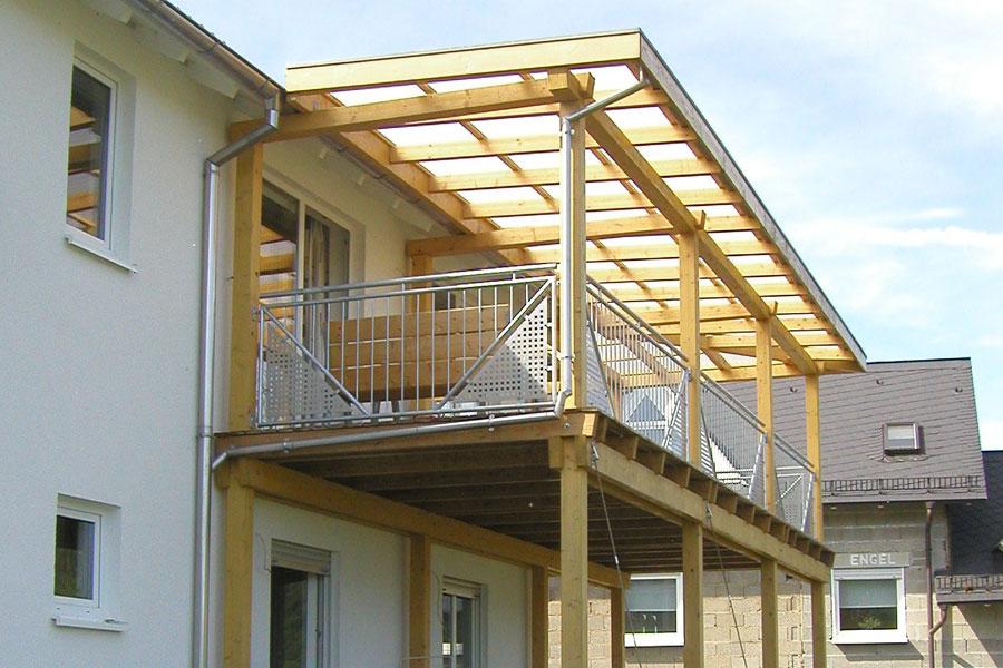 Balkon in 35708 Haiger von Russ Holzbau