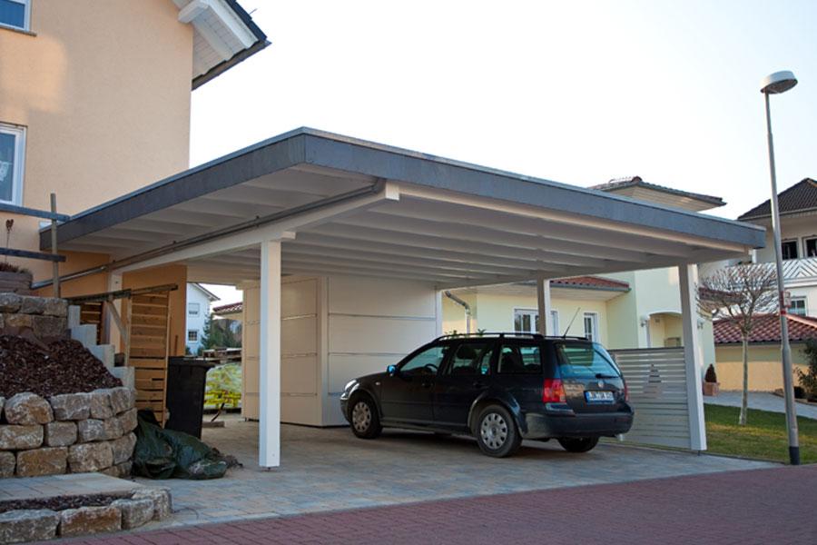 Carport PLT in 35619 Braunfels von Russ Holzbau