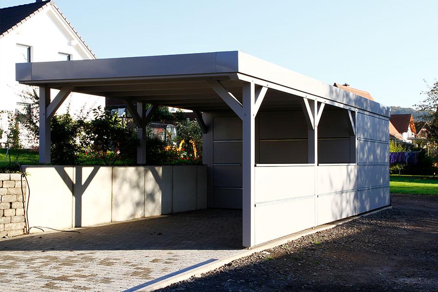 Carport PLT in 35041 Marburg von Russ Holzbau