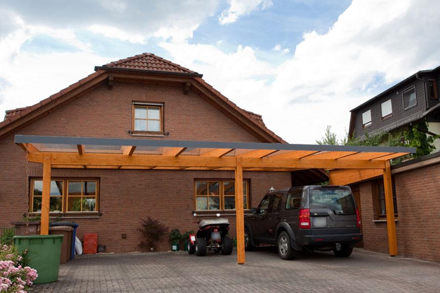 Carport PLT in 90451 Eibach von Russ Holzbau